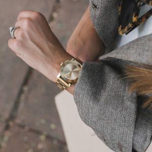 Gold Movado Watch